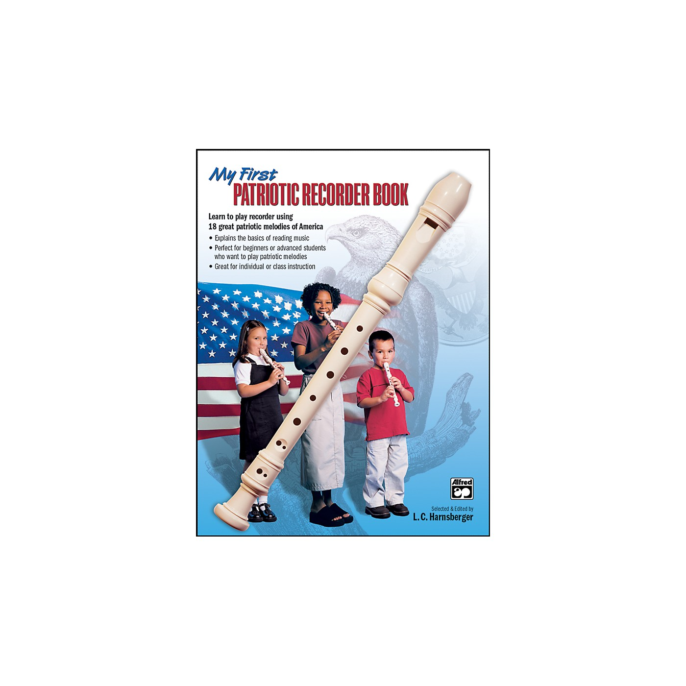 Alfred My First Patriotic Recorder Book thumbnail