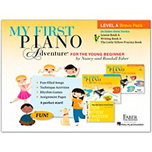 Faber Piano Adventures My First Piano Adventure Level A Bravo Pack - For The Young Beginner