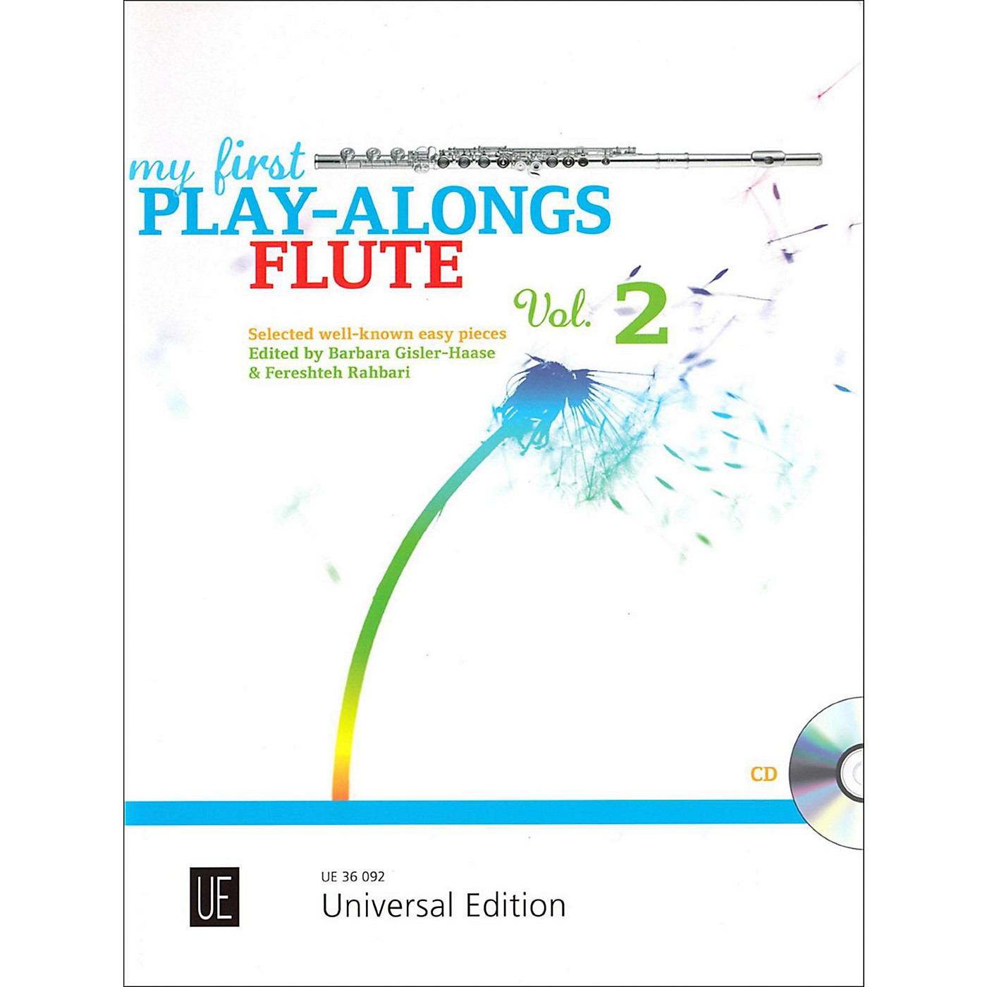 Carl Fischer My First Play-Alongs Volume 2 - Flute with Piano Accompaniment thumbnail