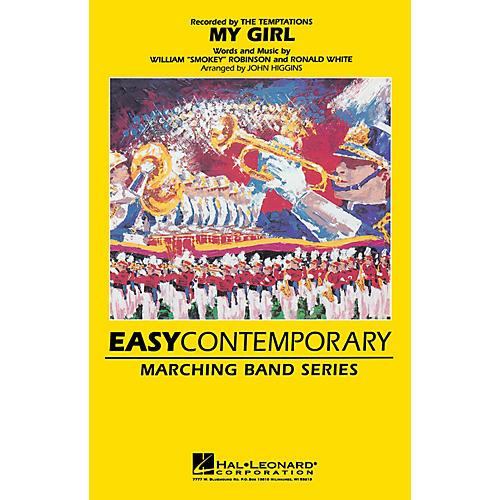 Hal Leonard My Girl Marching Band Level 2 Arranged by John Higgins thumbnail