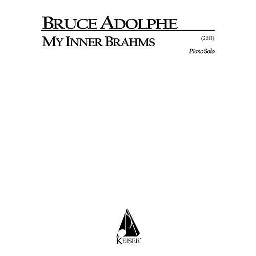 Lauren Keiser Music Publishing My Inner Brahms: an Intermezzo for Piano Solo LKM Music Series thumbnail