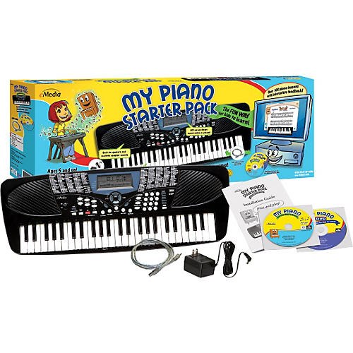 eMedia My Piano Starter Pack for Kids thumbnail