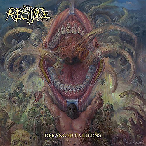 Alliance My Regime - Deranged Patterns thumbnail