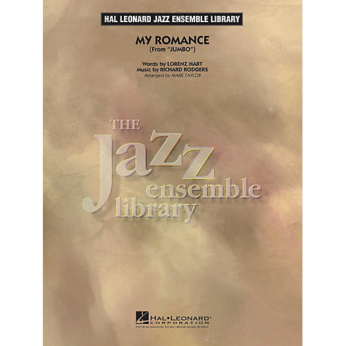 Hal Leonard My Romance Jazz Band Level 4 Arranged by Mark Taylor thumbnail