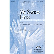 Integrity Music My Savior Lives Split/Stereo Trax Arranged by Richard Kingsmore