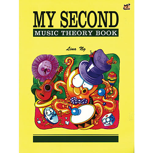 Alfred My Second Music Theory Book thumbnail