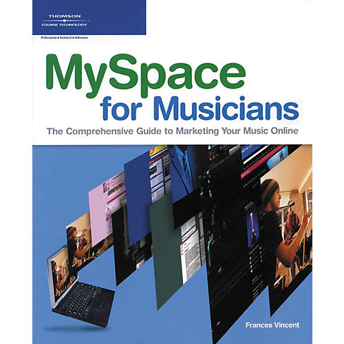 Hal Leonard MySpace for Musicians Book-thumbnail