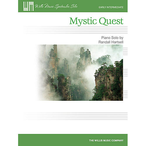 Willis Music Mystic Quest (Early Inter Level) Willis Series by Randall Hartsell thumbnail