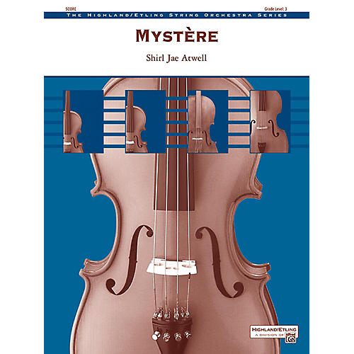Alfred Myst¨re String Orchestra Grade 3 thumbnail