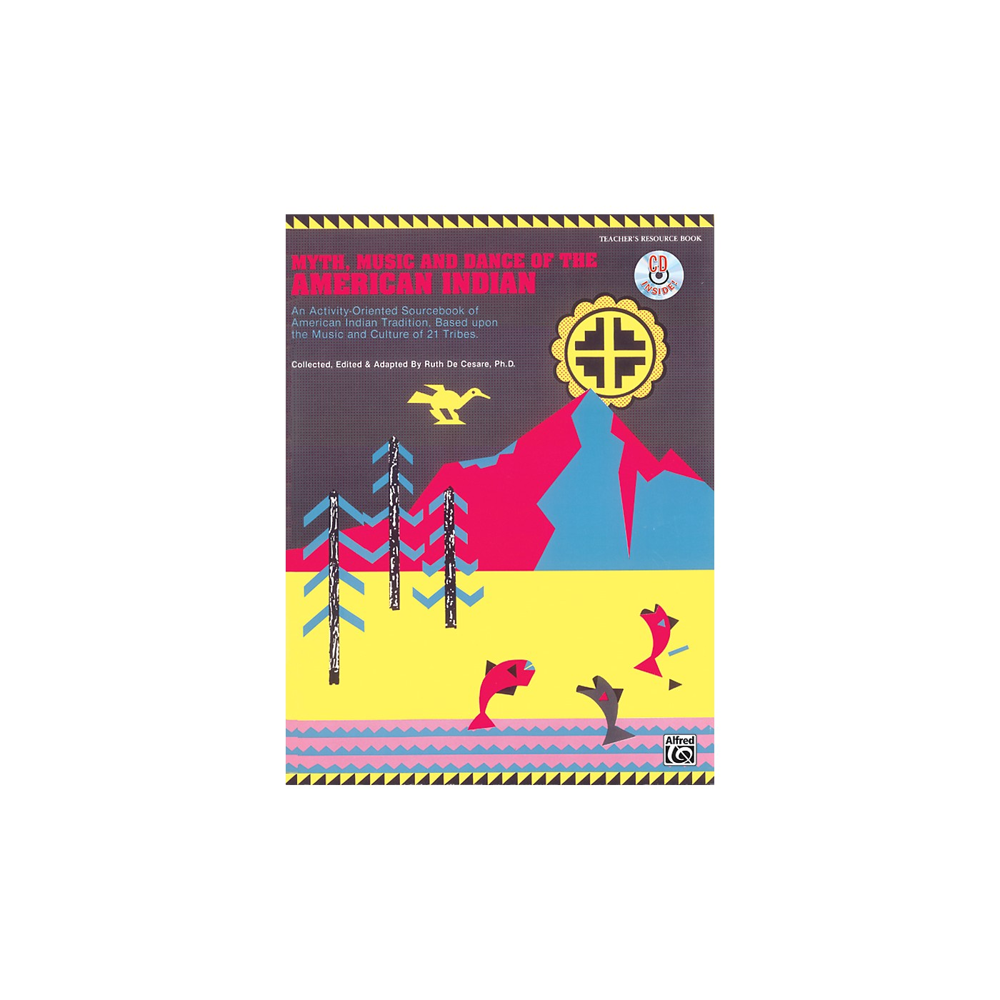 Alfred Myth, Music and Dance of the American Indian (CD) thumbnail