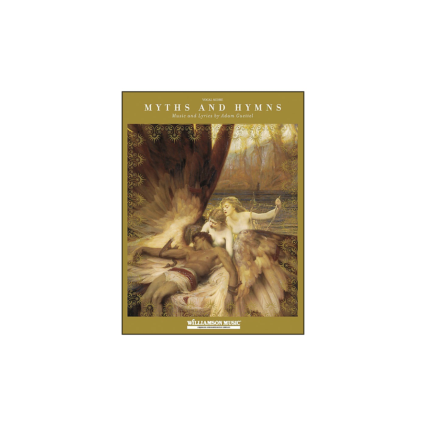 Hal Leonard Myths And Hymns Vocal Selections arranged for piano, vocal, and guitar (P/V/G) thumbnail