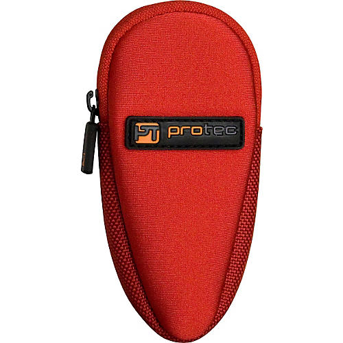 Protec N264 Neoprene Series Trombone/Alto Saxophone Mouthpiece Pouch with Zipper thumbnail
