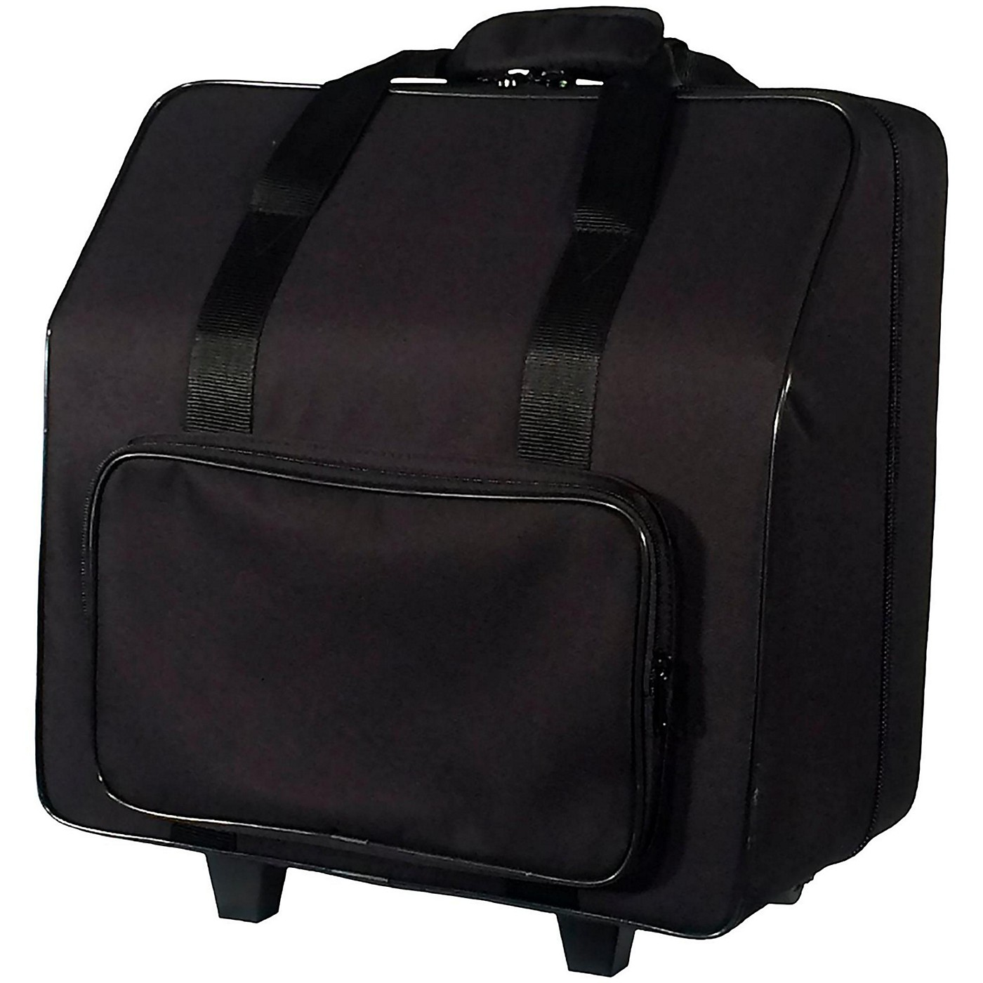 Sofiamari NAC-3112 Trolly Accordion Case with Telescopic Handle thumbnail