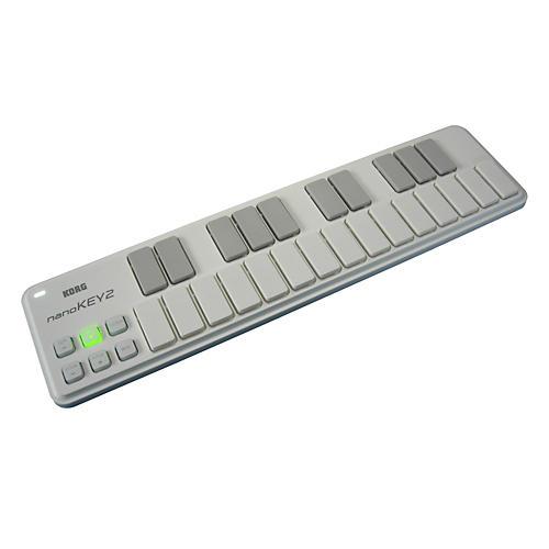 Korg NANOKEY2 USB Keyboard Controller thumbnail