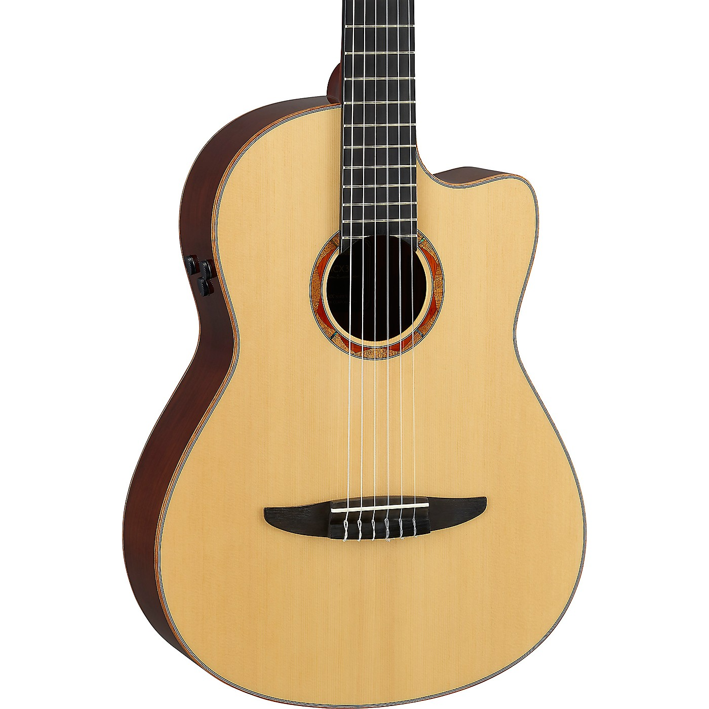 Yamaha NCX3 Acoustic-Electric Classical Guitar thumbnail