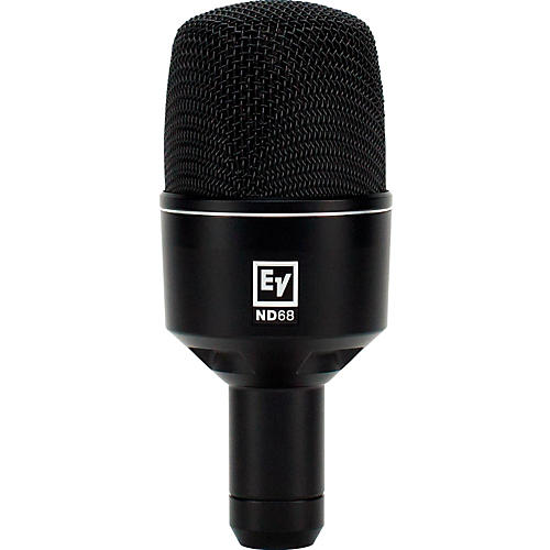 Electro-Voice ND68 Dynamic Supercardioid Bass Drum Microphone thumbnail