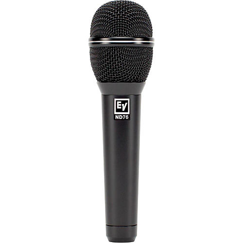 Electro-Voice ND76 Dynamic Cardioid Vocal Microphone thumbnail