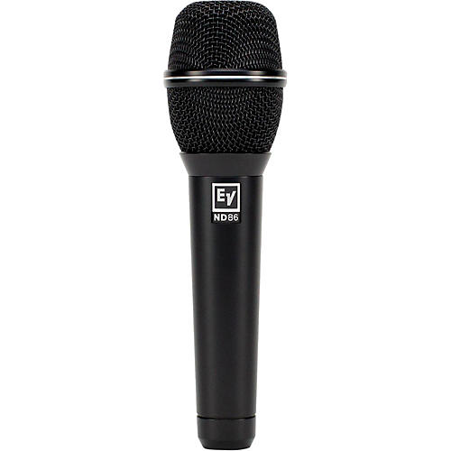 Electro-Voice ND86 Dynamic Supercardioid Vocal Microphone thumbnail