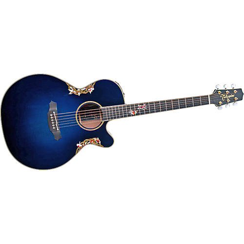 Takamine NEX Limited Edition Acoustic-Electric Guitar-thumbnail