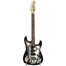 Woodrow Guitars NHL 10 Inch Mini Guitar Collectible