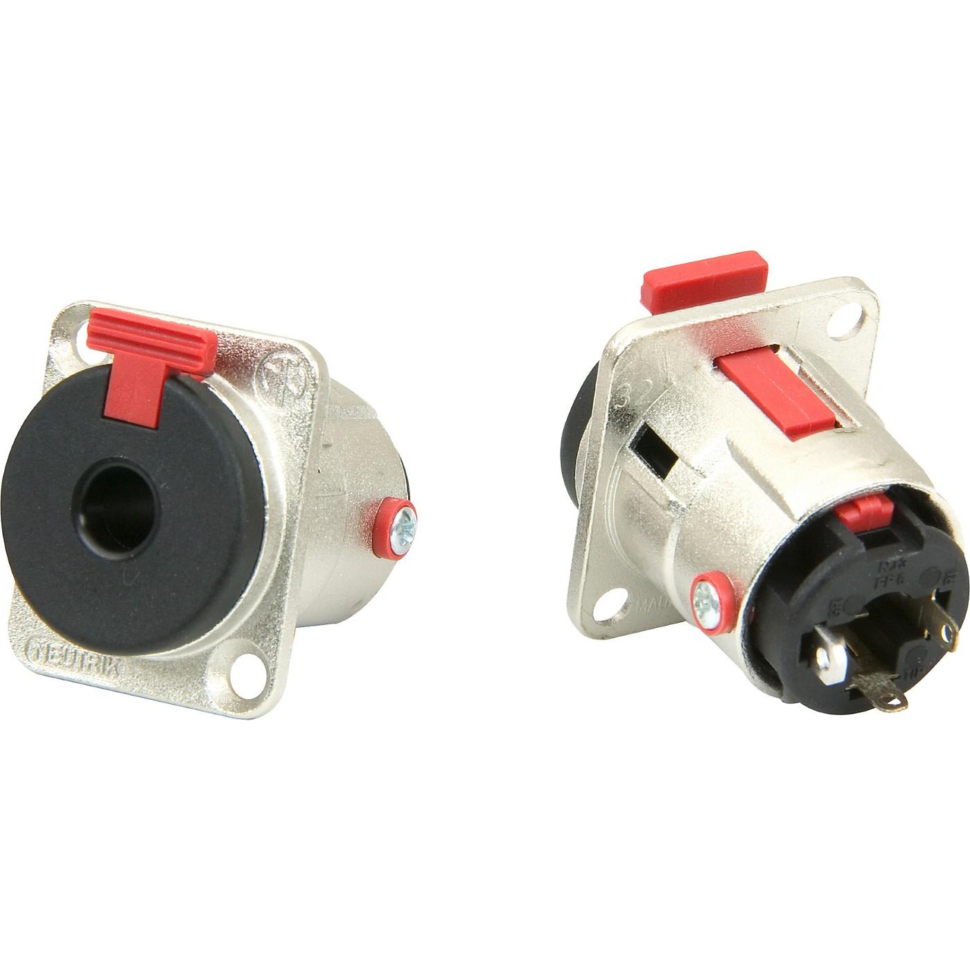 VTG NJ3FP6C Neutrik TRS Locking Connector thumbnail