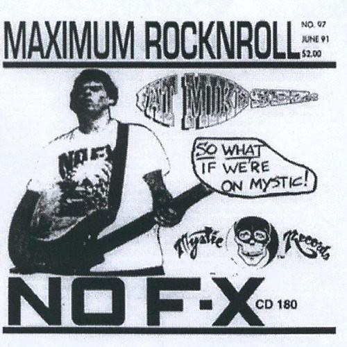 Alliance NOFX - Maximum Rock N Roll thumbnail