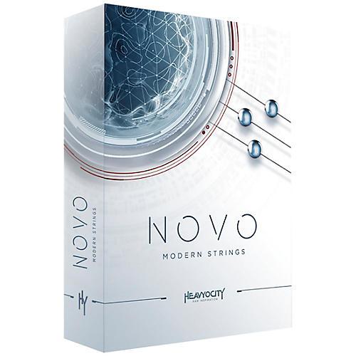 Heavyocity NOVO: Modern Strings Kontakt Virtual Instrument Software Download thumbnail