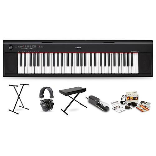 Yamaha NP-12 Portable Keyboard Package thumbnail