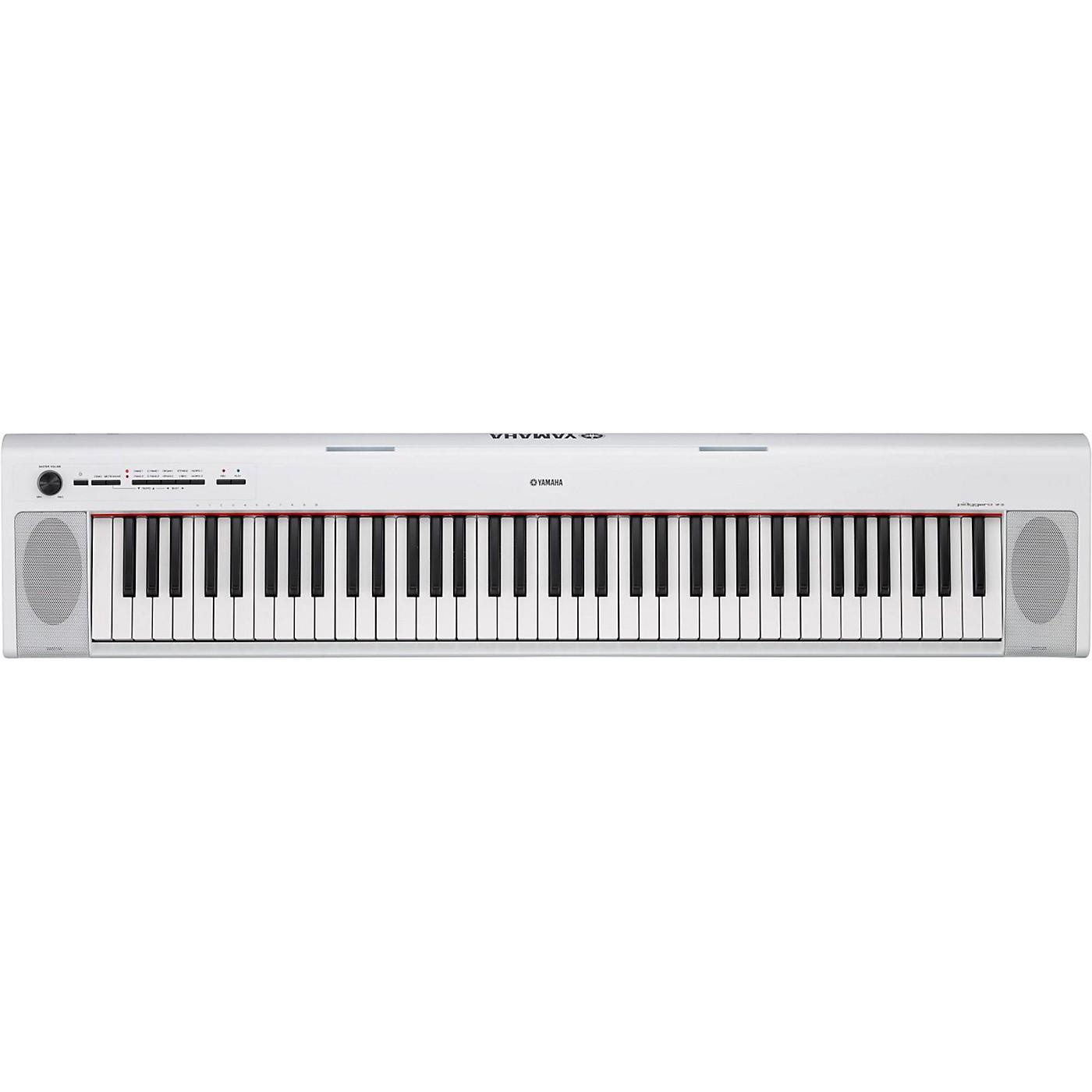 Yamaha NP-32 76-Key Piaggero Portable Keyboard thumbnail