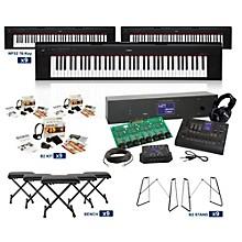 Yamaha NP32 76-Key Piaggero LC4 Keyboard Lab