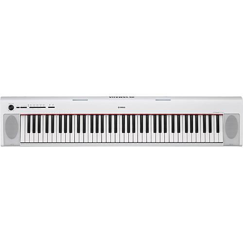 Yamaha NP32 76-Key Piaggero Portable Keyboard thumbnail