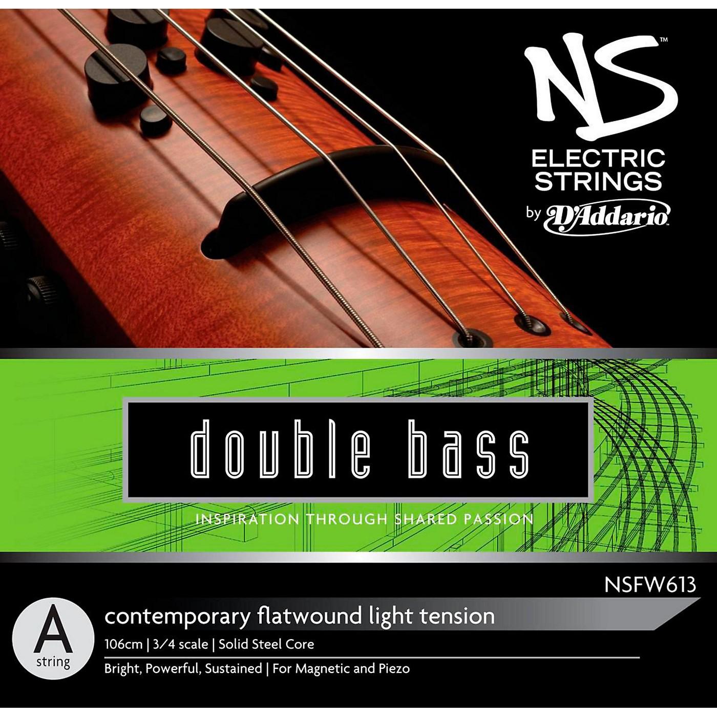 D'Addario NS Electric Contemporary Bass A String thumbnail