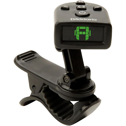 D'Addario Planet Waves NS Micro Universal Clip-On Tuner thumbnail