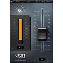 Waves NS1 Noise Suppressor Native/SG Software Download