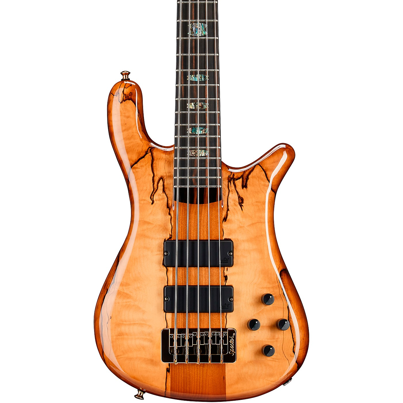 Spector NS5 Roasted/Spalted/Macassar thumbnail