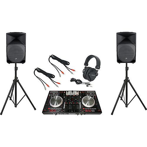 Numark NS6 / Mackie TH-15A DJ Package thumbnail