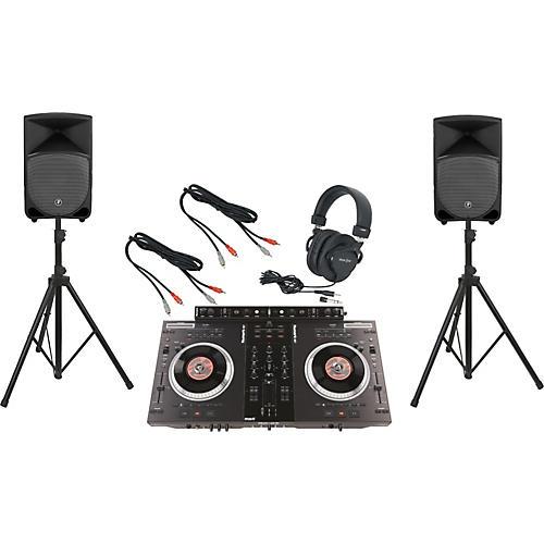 Numark NS7FX / Mackie Thump TH-12A DJ Package-thumbnail