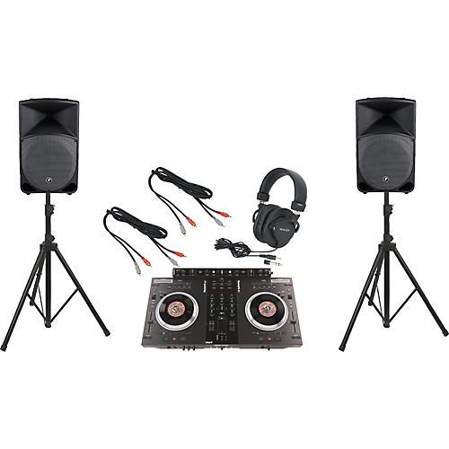 Numark NS7FX / Mackie Thump TH-15A DJ Package thumbnail