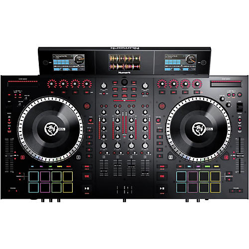 Numark NS7III 4-Channel DJ Performance Controller thumbnail