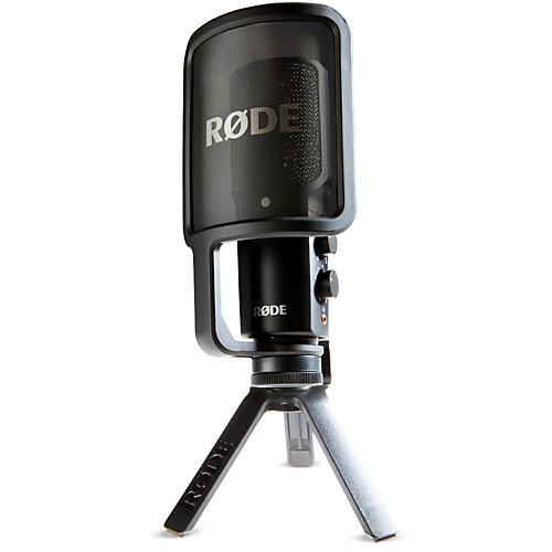 Rode NT-USB USB Condenser Microphone thumbnail