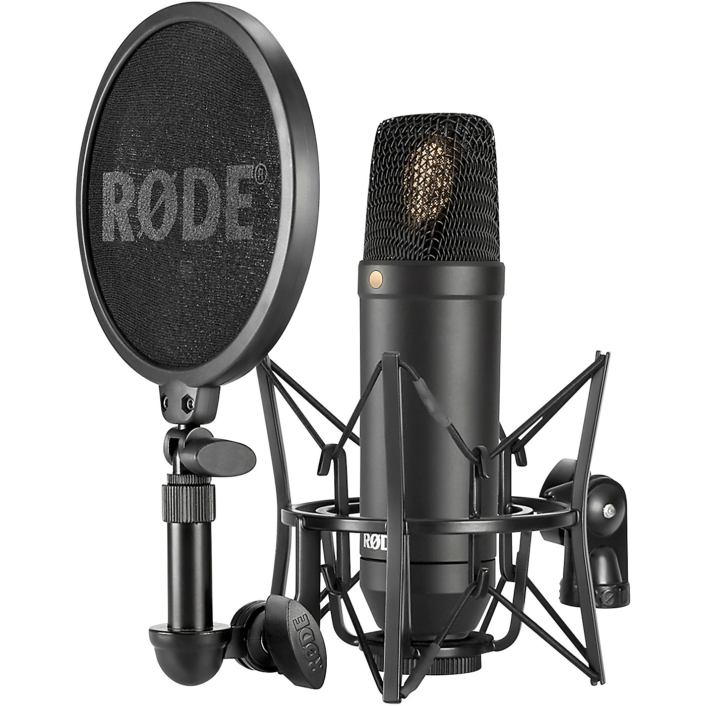 Rode NT1 Condenser Microphone Package thumbnail