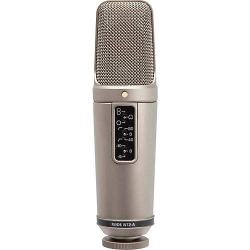 Rode Microphones NT2-A Studio Condenser Microphone Bundle thumbnail