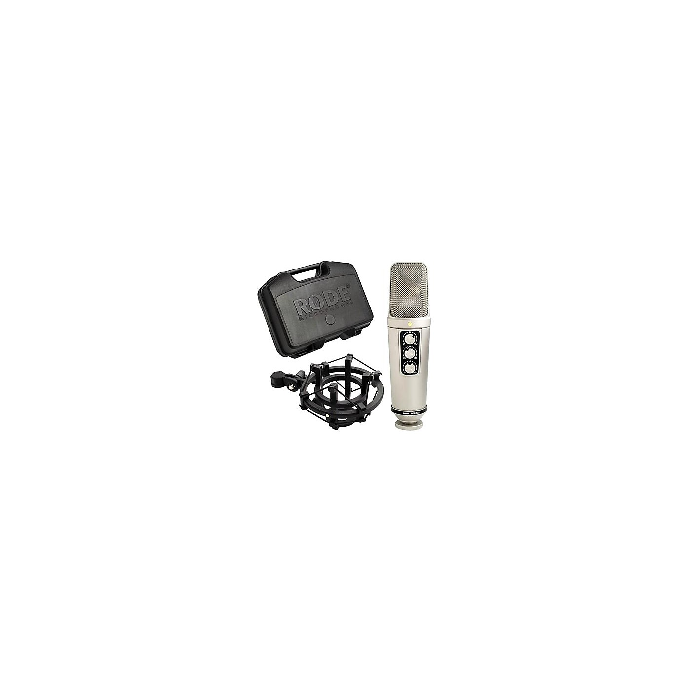 Rode NT2000 Variable Pattern Condenser Microphone thumbnail