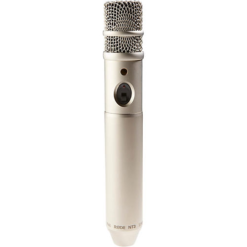 Rode Microphones NT3 Hypercardioid Condenser Microphone thumbnail