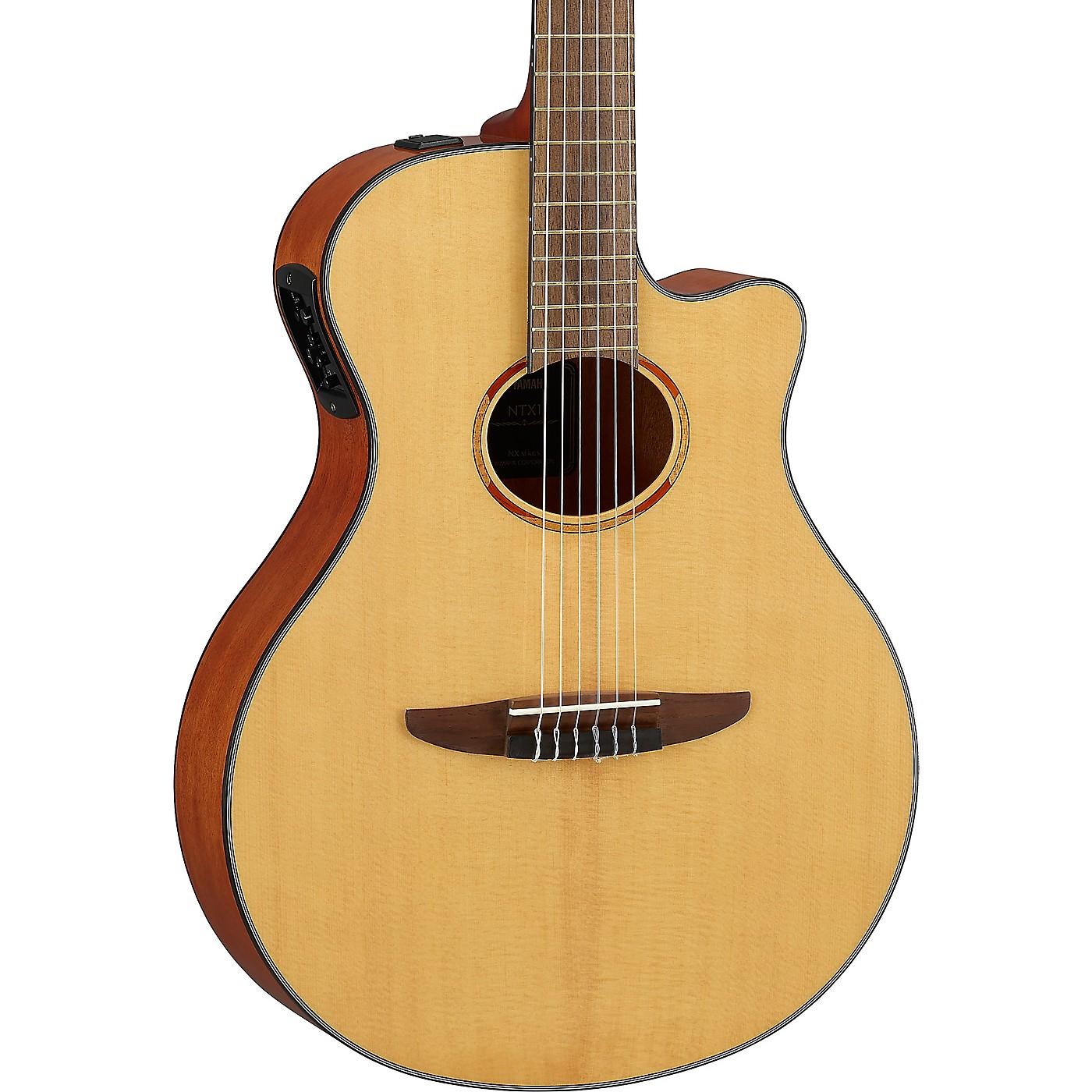 Yamaha NTX1 Acoustic-Electric Classical Guitar thumbnail