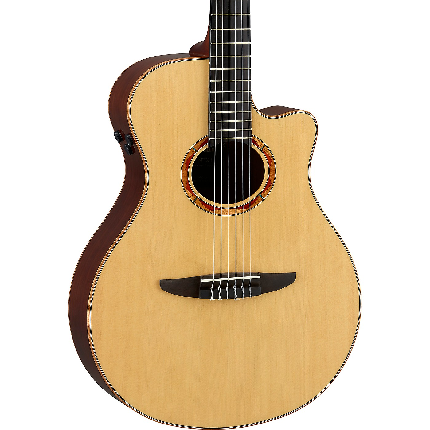 Yamaha NTX3 Acoustic-Electric Classical Guitar thumbnail