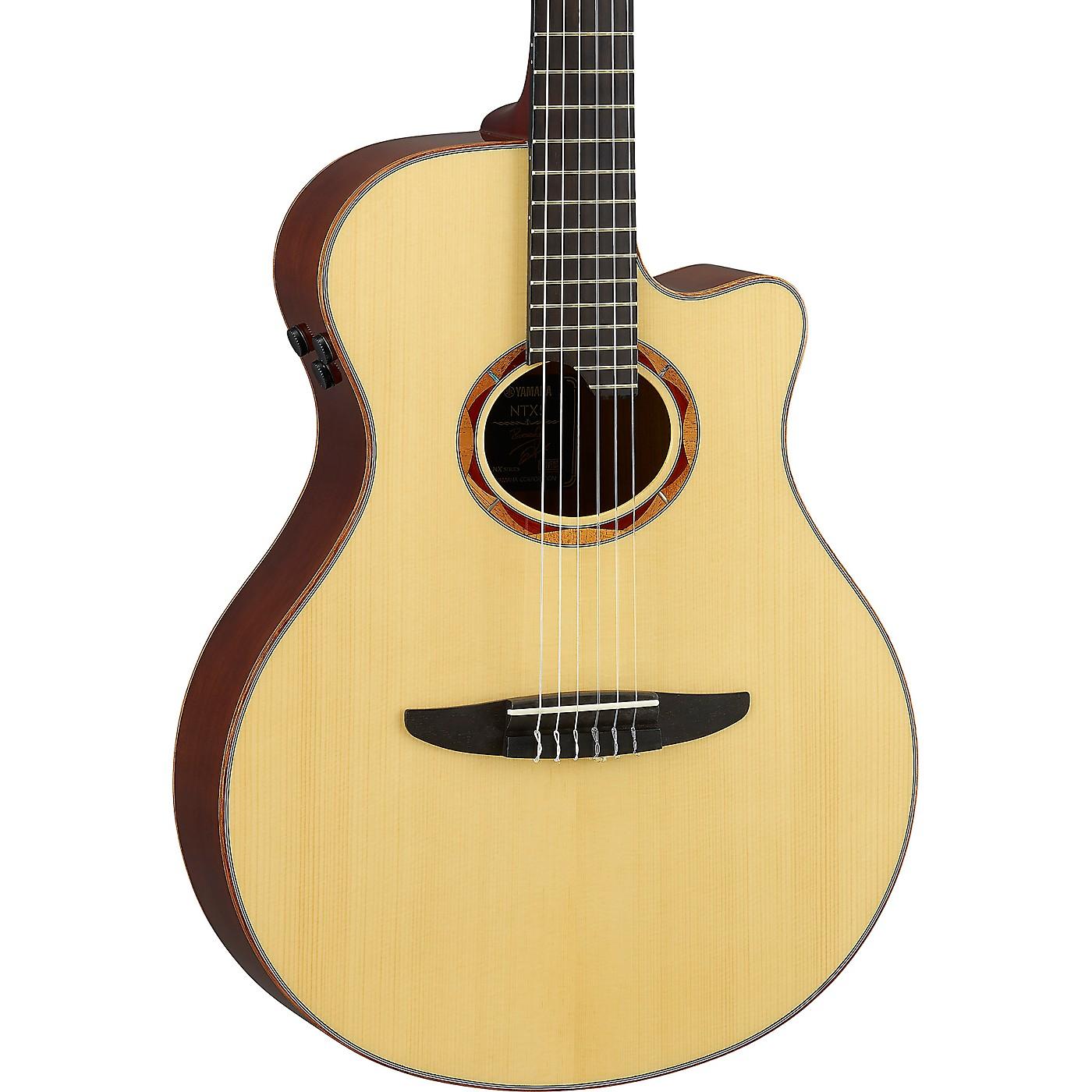 Yamaha NTX5 Acoustic-Electric Classical Guitar thumbnail