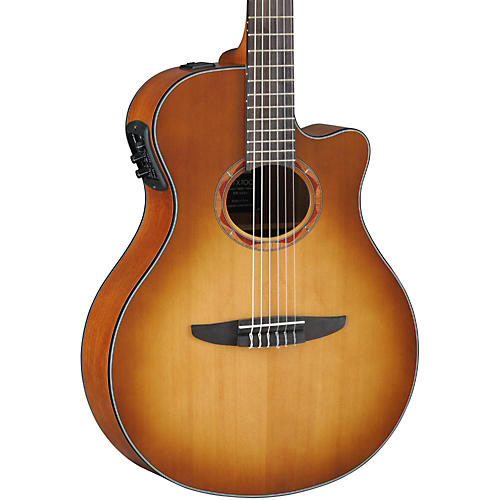 Yamaha NTX700 Acoustic-Electric Classical Guitar thumbnail