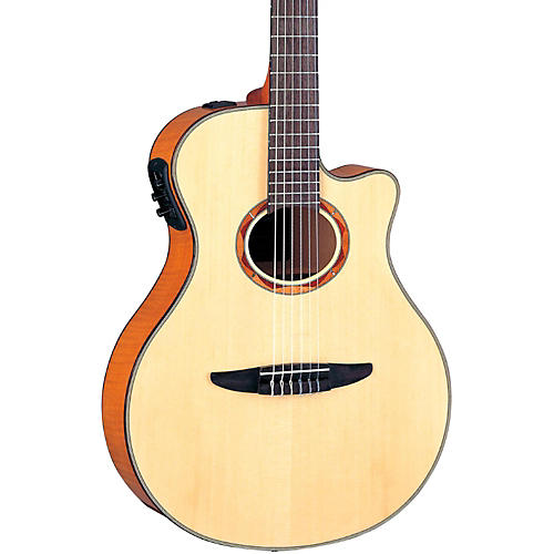Yamaha NTX900FM Acoustic-Electric Classical Guitar thumbnail