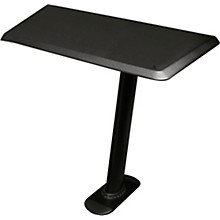 "Ultimate Support NUC-EX24R Nucleus Series - Studio Desk Table Top - Single 24"" extension with leg (Right)"